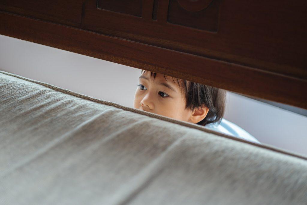miedos infantiles, adultos y cómo afrontarlos